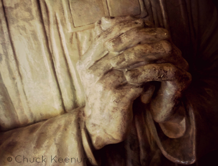 St. John Vianney Hands - Copy