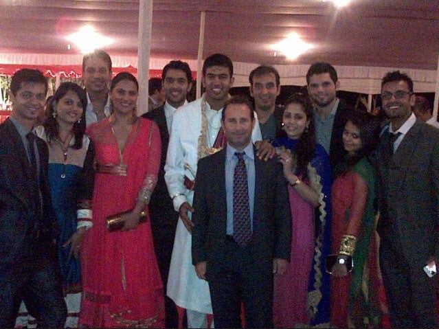 Rohan Bopanna Wedding