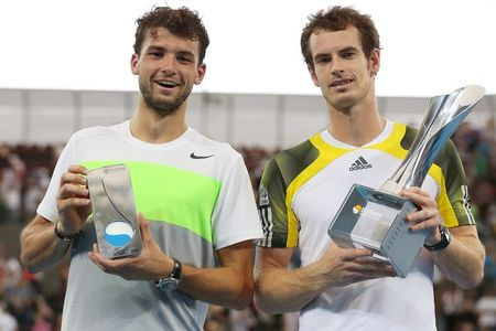Andy Murray Wins Brisbane w Dimitrov