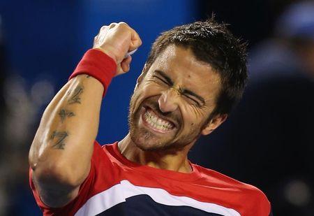 Janko Tipsarevic Australian Open 2013 2nd Round Win