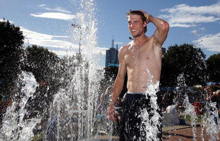 Andreas Seppi Australian Open Shirtless