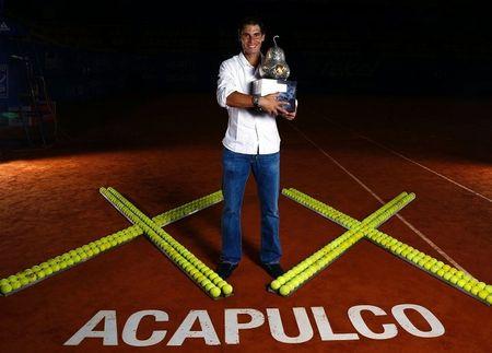 Rafael Nadal Acapulco Winner 1