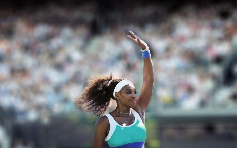 Serena Williams Miami 2013 Sf Win