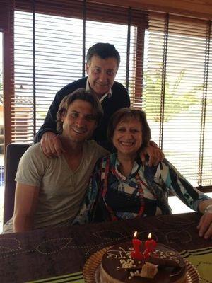 David Ferrer 31st Birthday