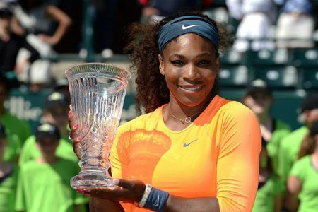 Serena Williams Charleston 2013 Winner
