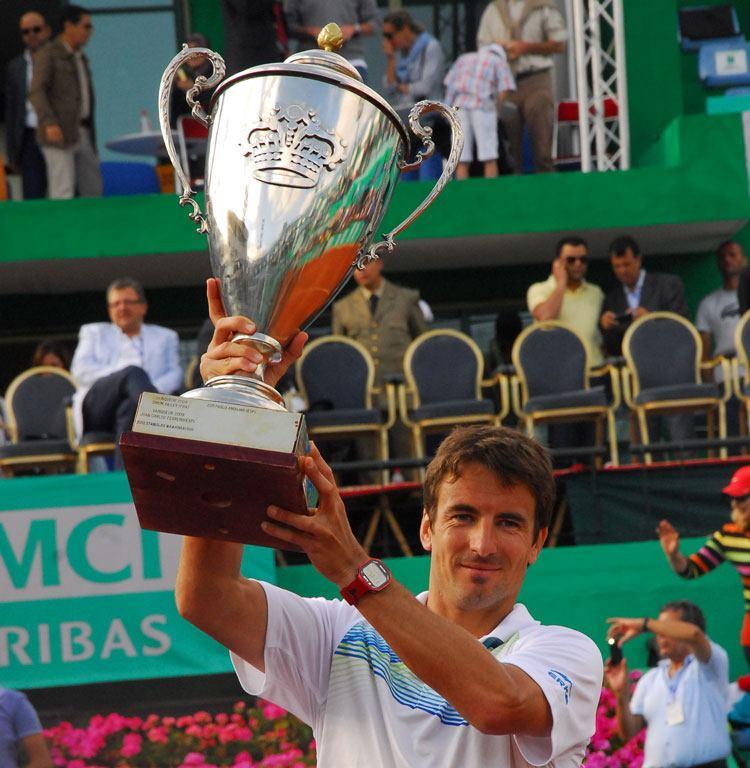 Tommy Robredo Casablanca 2013 Winner