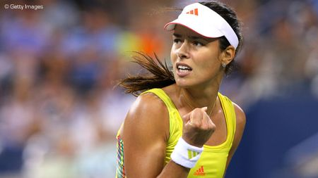 Ana Ivanovic US Open.12 4th R Win