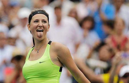 Victoria Azarenka US Open.12 Qf Win