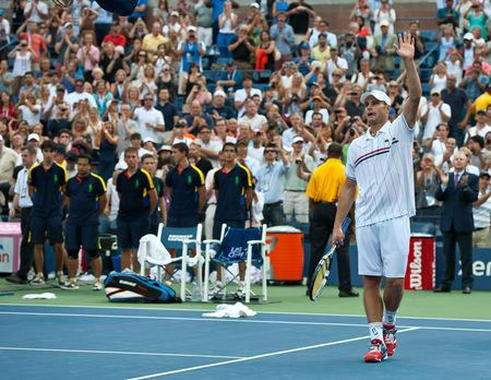 Andy Roddick US Open.12 Retires 2