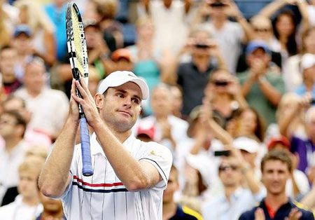 Andy Roddick US Open.12 Retires