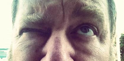 Chux Eye Roll