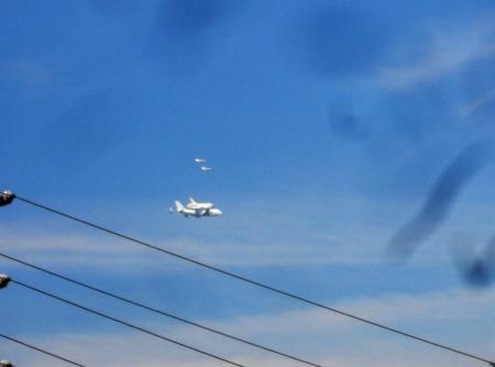 Space Shuttle 2 - smaller