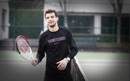 Grigor Dimitrov at Nike 3