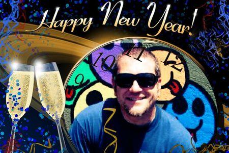 Chux New Year Photo 2013