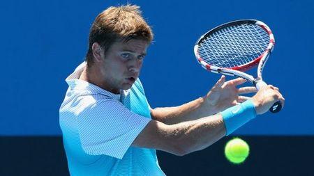 Ryan Harrison Australian Open 2013 1st Round Win