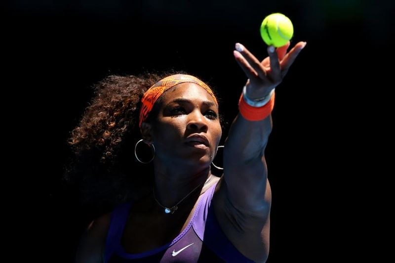 Serena Williams Australian Open 2nd Round Win