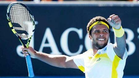 Jo-Wilfried Tsonga Australian Open 2013 4th Round Win