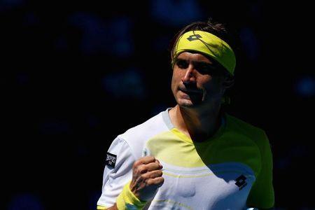 David Ferrer Australian Open 2013 Quarterfinal Win
