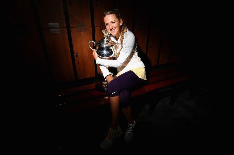 Victoria Azarenka Australian Open 2013 Winner