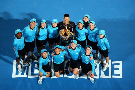 Novak Djokovic Australian Open 2013 Winner 2