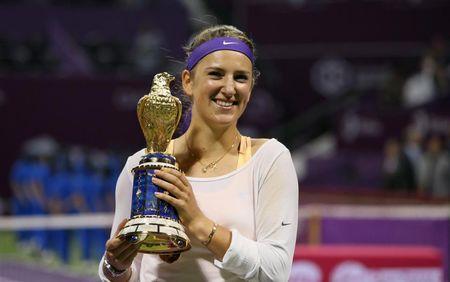 Victoria Azarenka Doha 2013 Winner