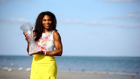 Serena Williams Miami 2013 Winner