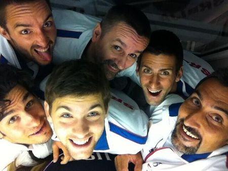 Serbia Davis Cup 2013 Qf - 2