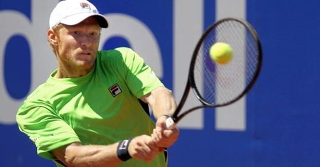 Dmitry Tursunov Barcelona 2013 2nd Round Win