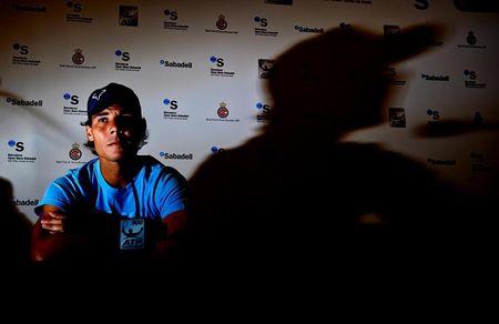Rafael Nadal Barcelona 2013 Presser