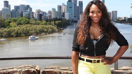 Serena Williams Brisbane 2013 Winner 2