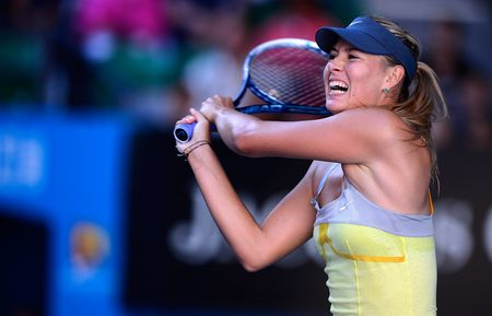Maria Sharapova Australian Open 2013 Quarterfinal Win