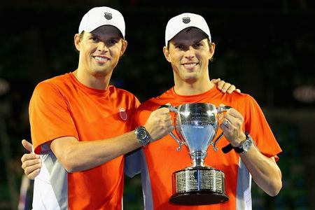 Bryan Brothers Australian Open 2013 Doubles Winners 1