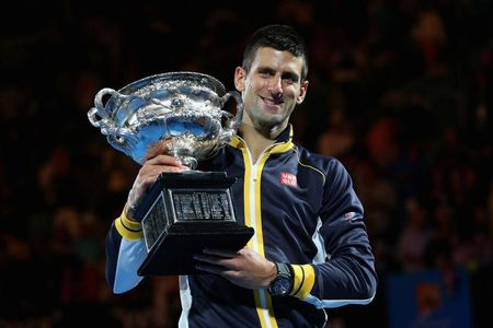 Novak Djokovic Australian Open 2013 Winner