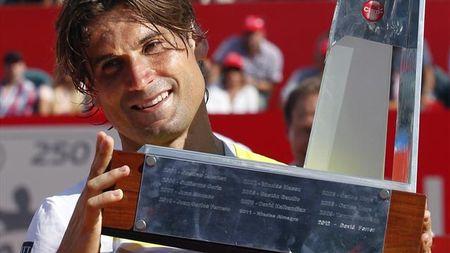 David Ferrer Buenos Aires 2013 Winner