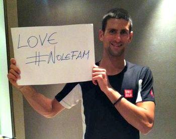 Novak Djokovic Dubai 2013 Winner - 2