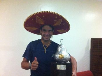 Rafael Nadal Acapulco Winner 3