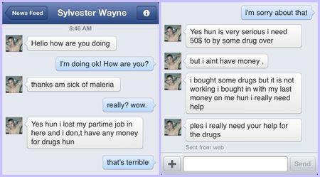 Sylvester Wayne Catfish