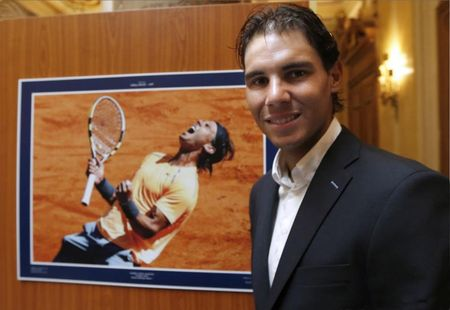 Rafael Nadal Monte Carlo 2013 Hall of Champions