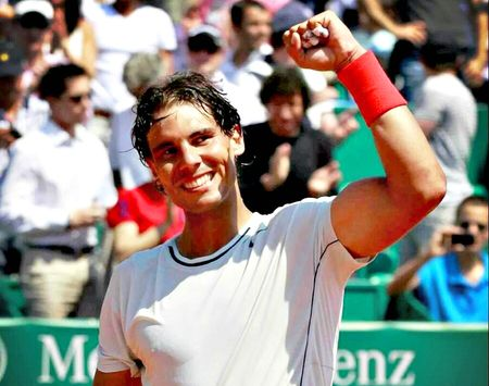 Rafael Nadal Monte-Carlo 2013 3rd Round Win