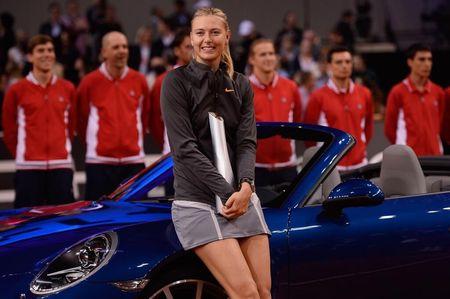 Maria Sharapova Stuttgart 2013 Winner