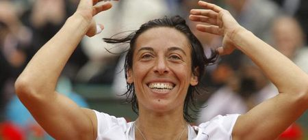 Francesca Schiavone Marrakech 2013 Winner