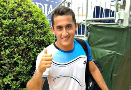 Nicolas Almagro Barcelona 2013 Quarterfinal Win