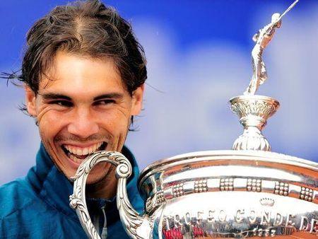 Rafael Nadal Barcelona 2013 Winner 1