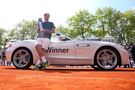 Tommy Haas Munich 2013 Winner 1