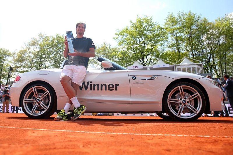 Tommy Haas Munich 2013 Winner 1