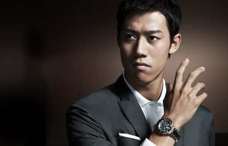 Kei Nishikori Watch Ad