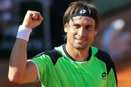 David Ferrer French Open 2013 Quarterfinal Win