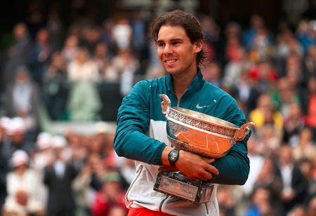 Rafael Nadal French Open 2013 Champion 1
