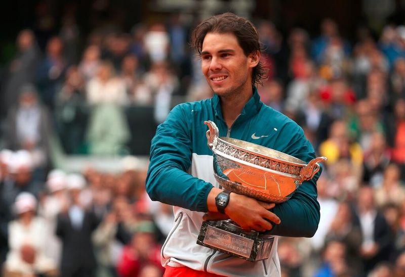 Rafael Nadal French Open 2013 Champion 1