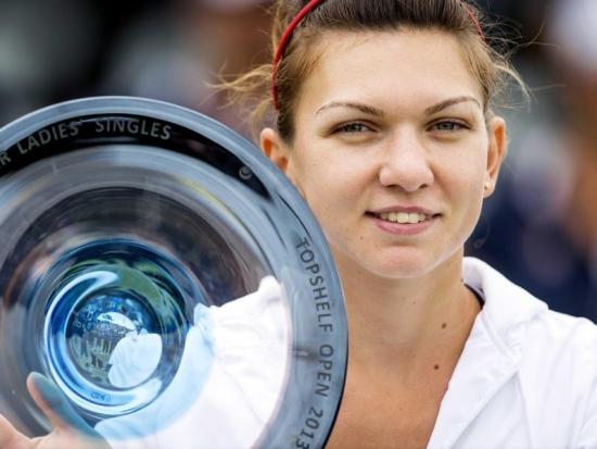 Simona Halep 's-Hertogenbosch 2013 Winner